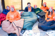 The Marble Pedestal: Five Days for the Homeless
