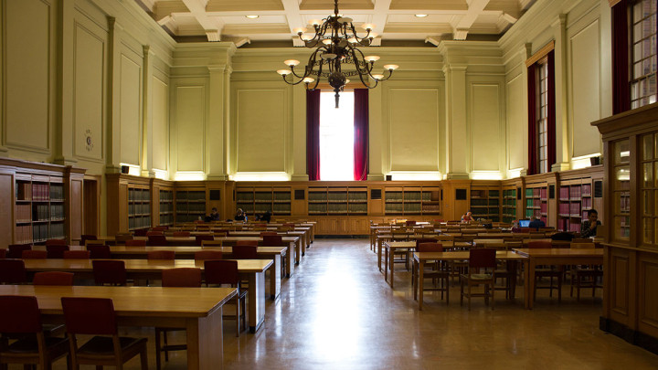 Uofa Library Rooms