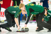 Golden Bears and Pandas curling squads make history at CIS nationals