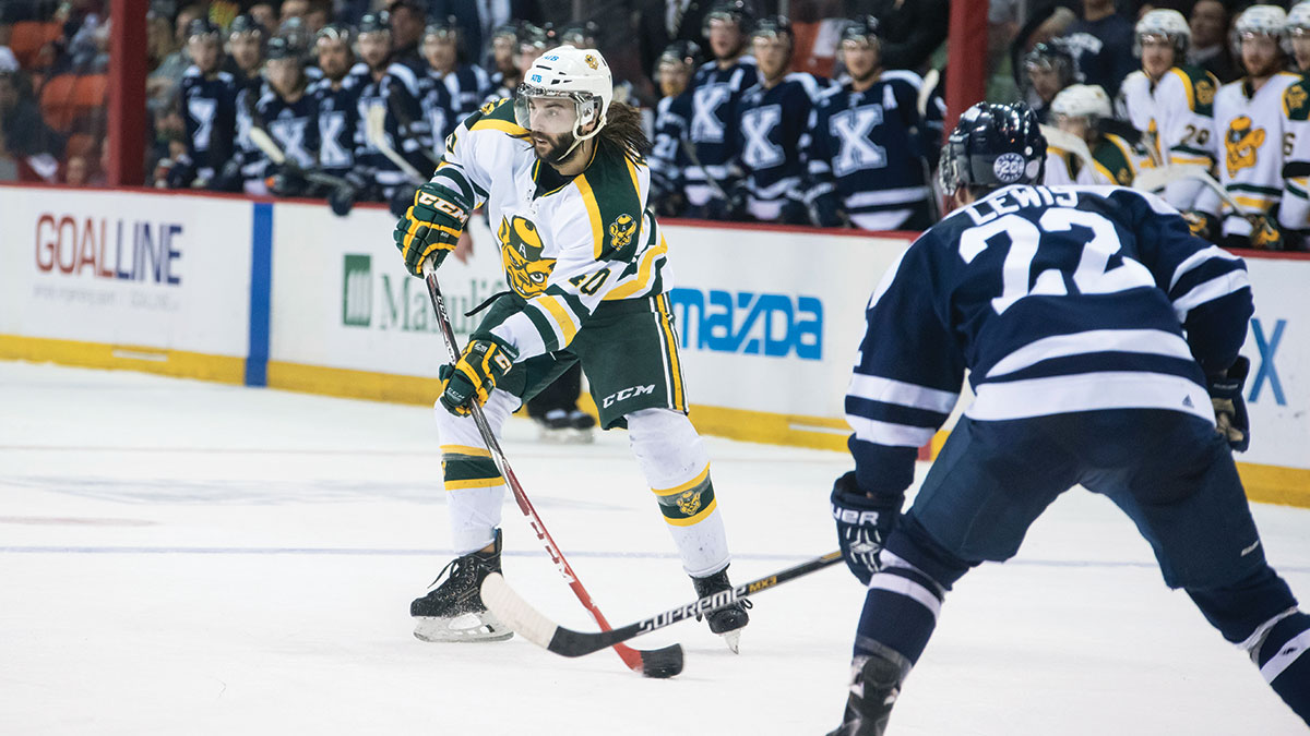 Photo of Bears hockey is golden once again after dominating nationals