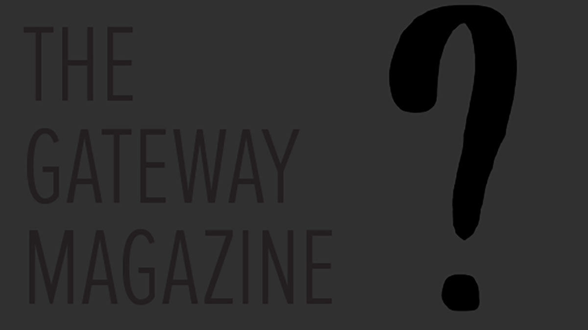The Gateway Magazine 2015 – The Unknown