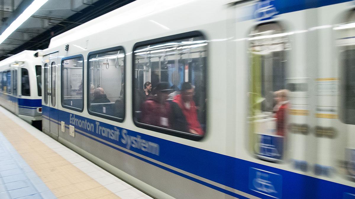 Man arrested at University LRT Station