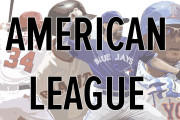Let's take a look at the 2015 Major League Baseball season: American League