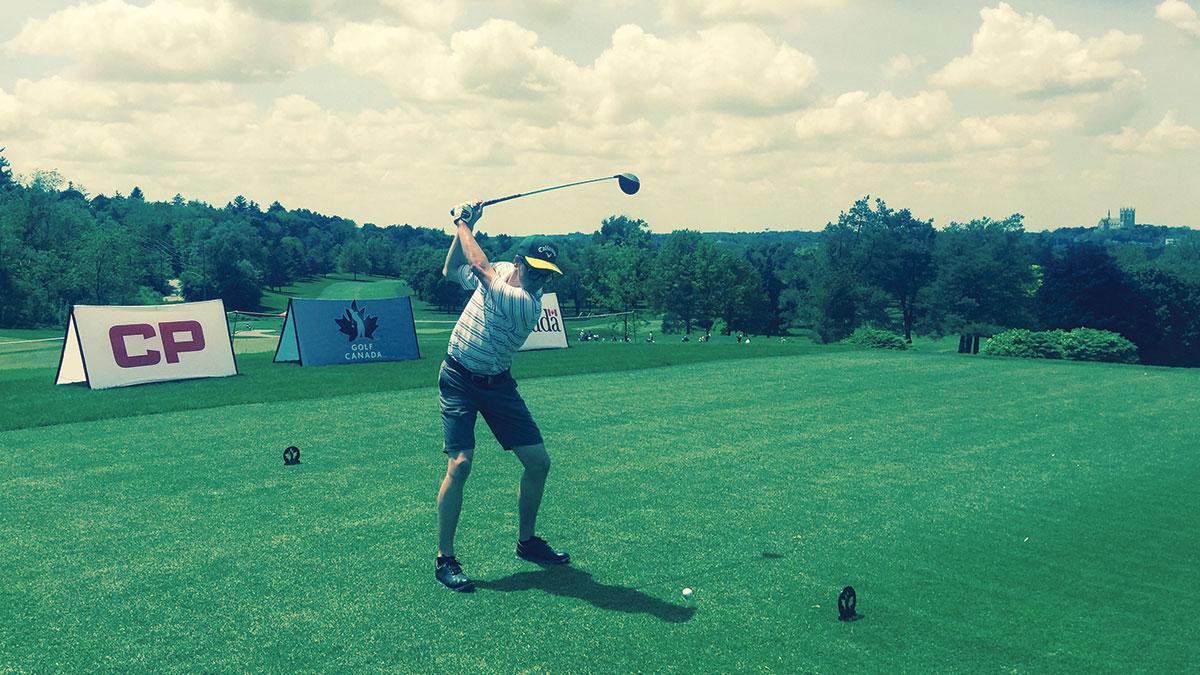 Sports-Supplied-Golf-Tournament