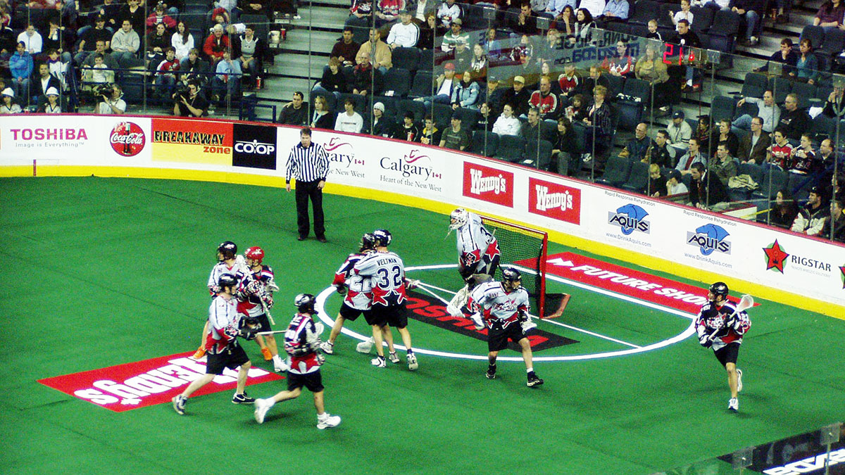 Photo of Rushing out of town – the future of professional lacrosse in Edmonton