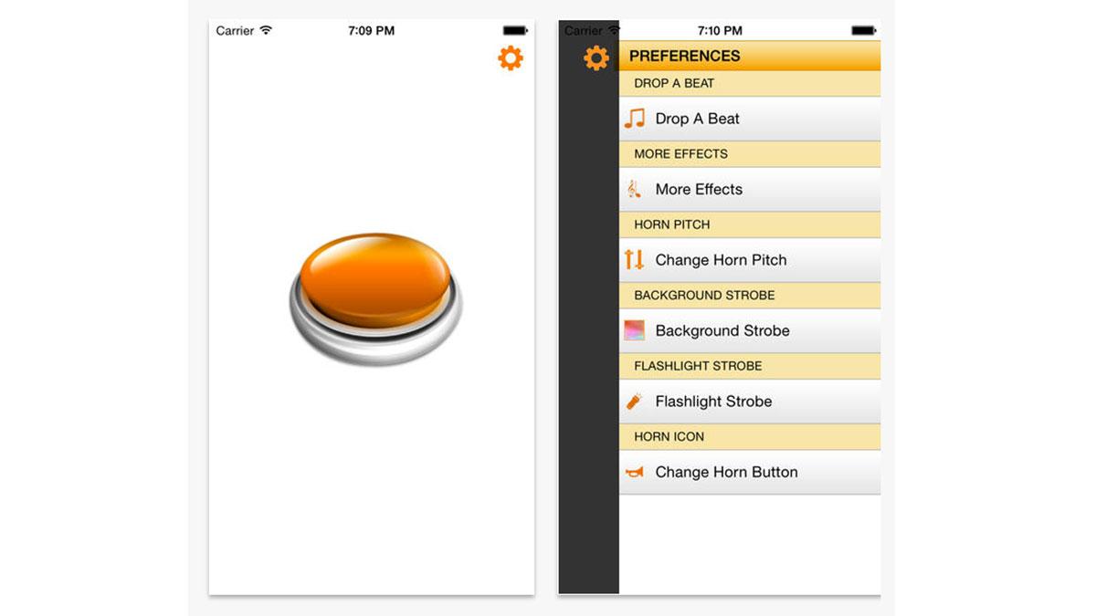 Dat App: InstantRapAirHorn