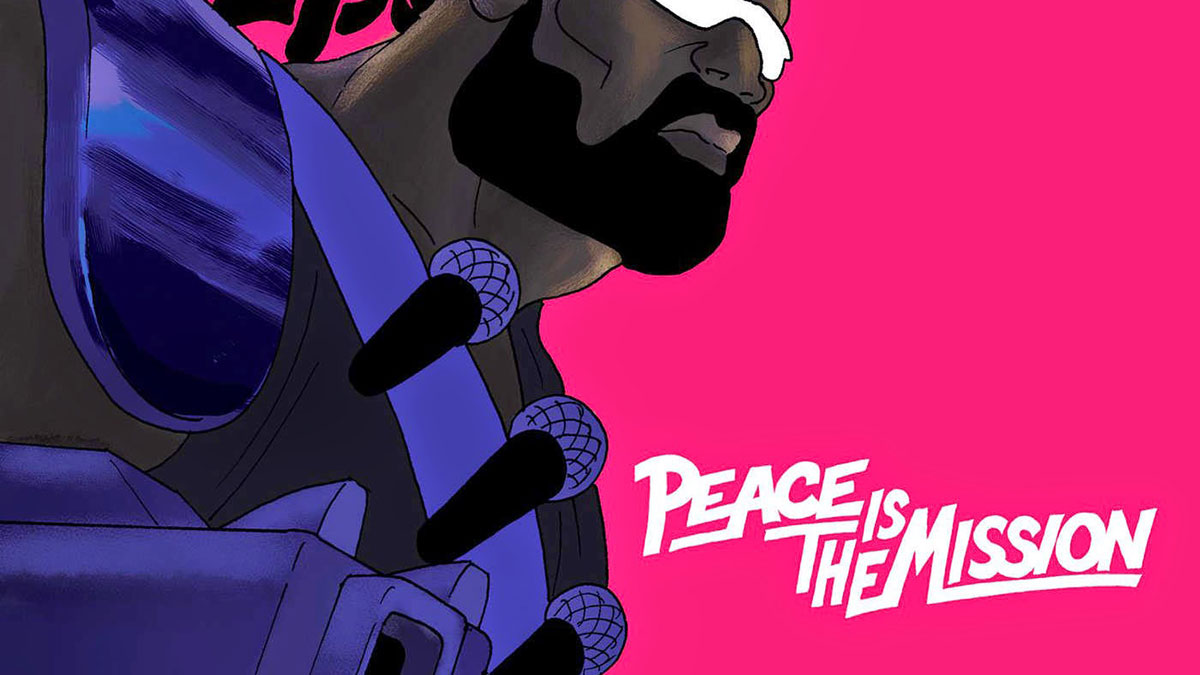 Album Review: Major Lazer – Peace is the Mission