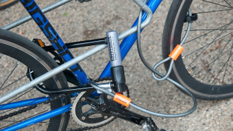 With thefts on the rise, UAPS advises riders to properly secure bikes