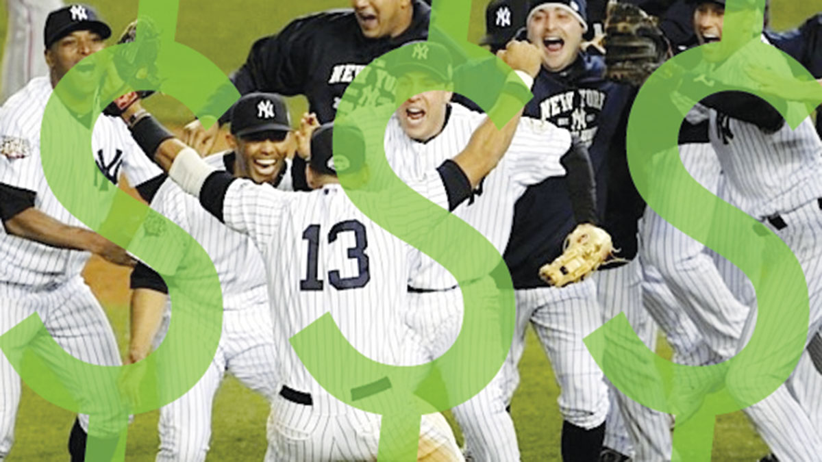 Should the NBA and MLB switch to a hard salary cap?