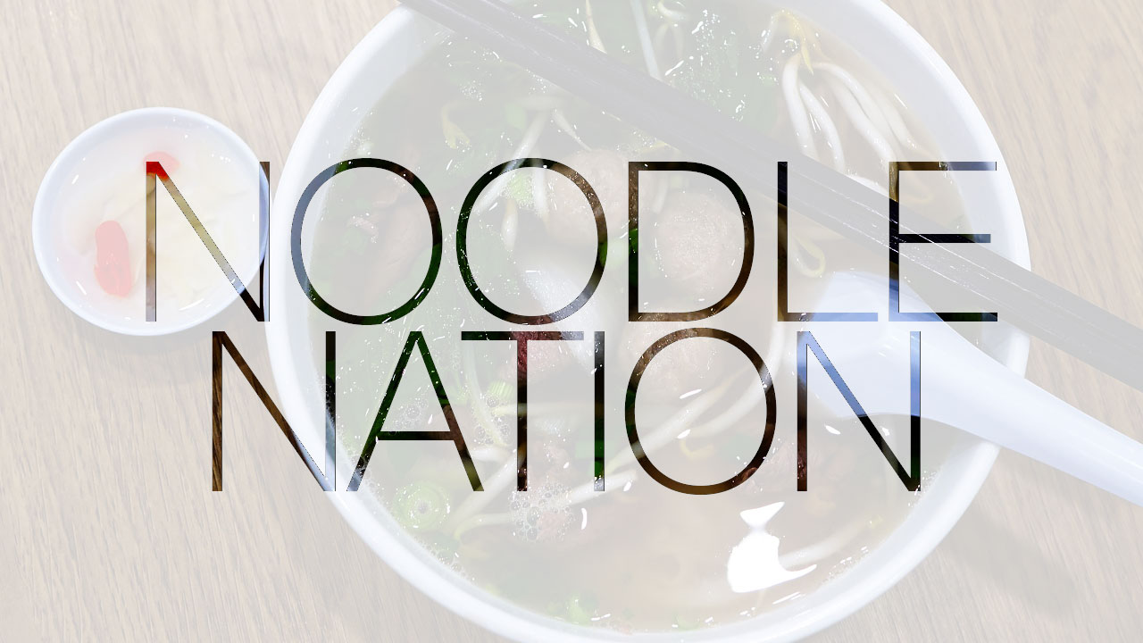 Noodle Nation: Tàu Bay
