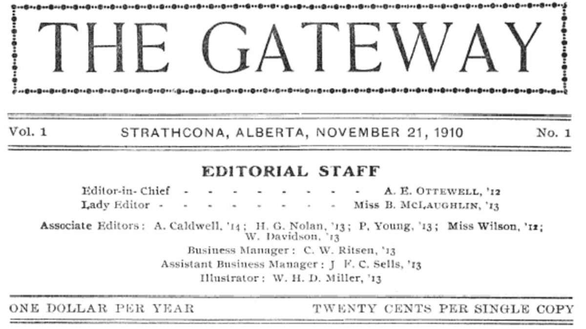 Throwback: The Beginning of The Gateway
