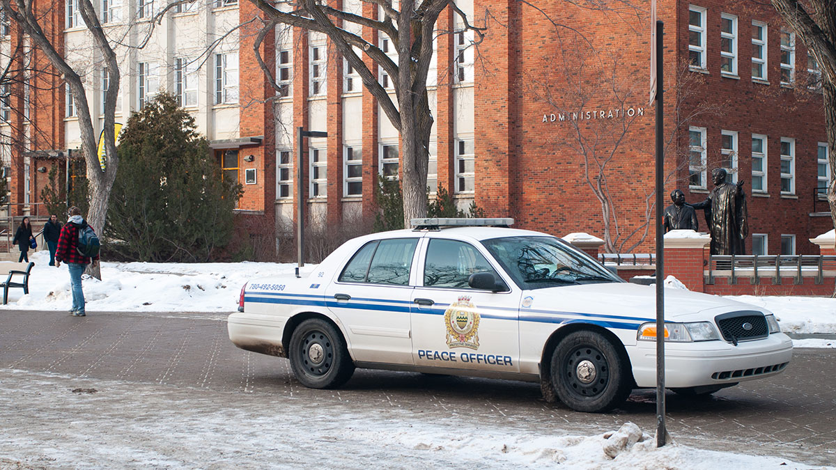 Photo of Mysterious showers and stolen booze: Campus Crime Beat — March 29, 2019