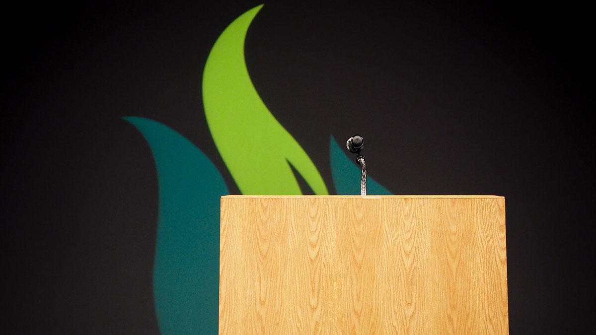 Photo of Myer Horowitz Forum Live Blog