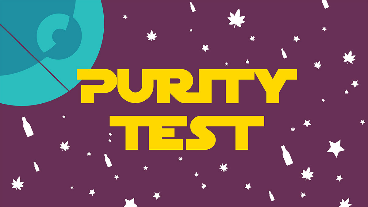 The Gateway Purity Test 2016