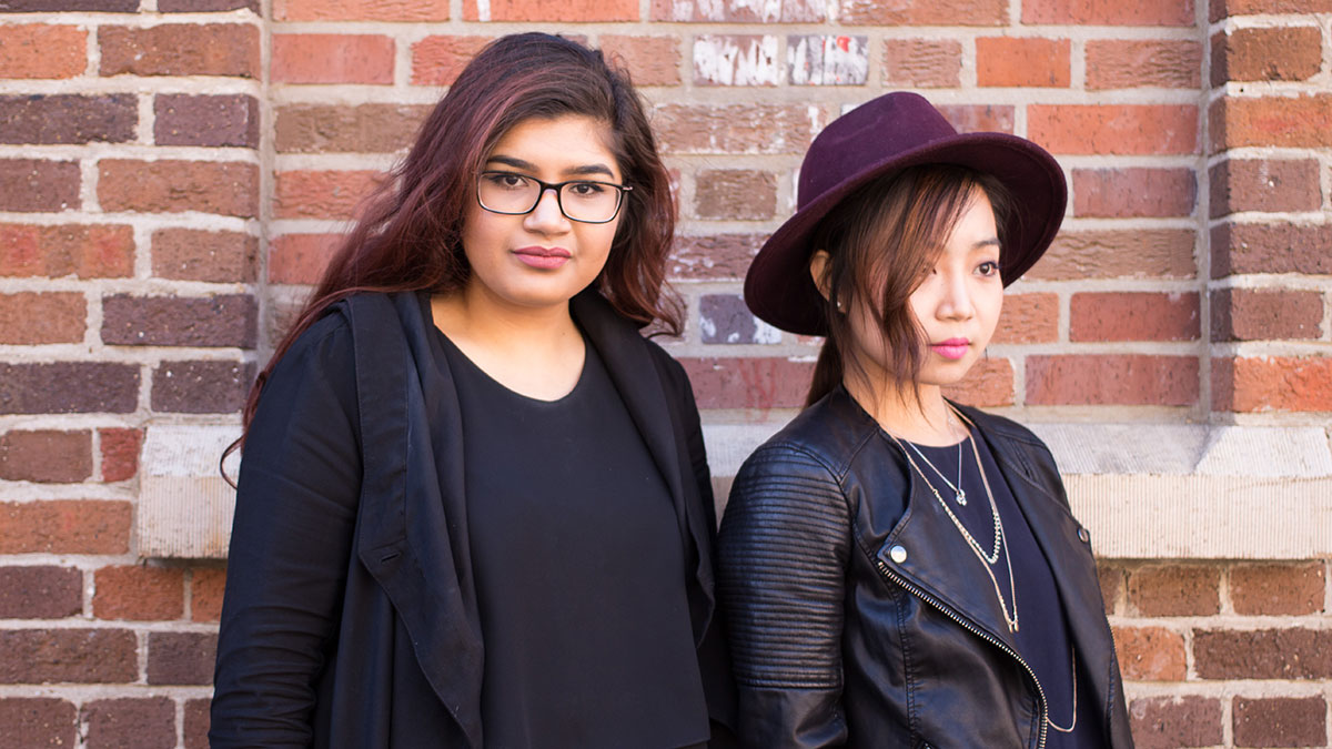 Photo of Fashion Streeters: Tassala Attai & Joanna Bai