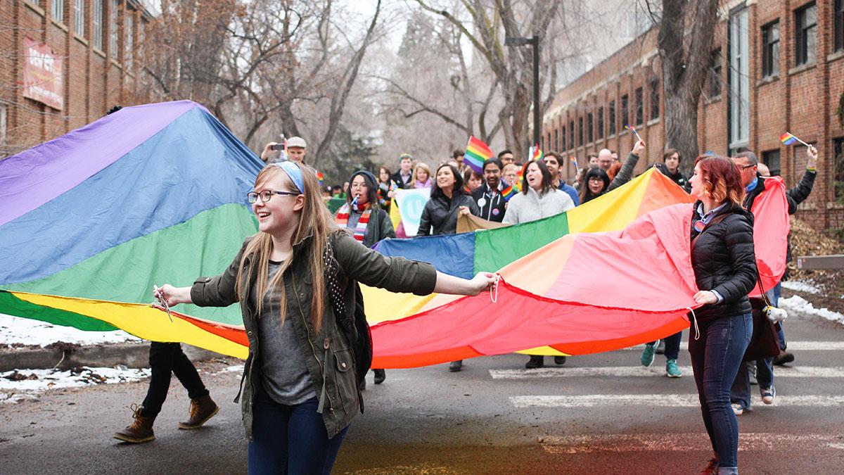 Pride Parade celebrates diversity and inclusivity