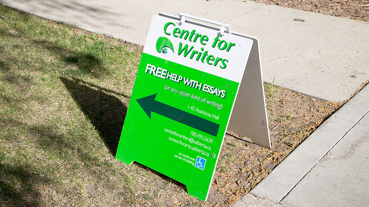 Centre for Writers no longer to be an academic service