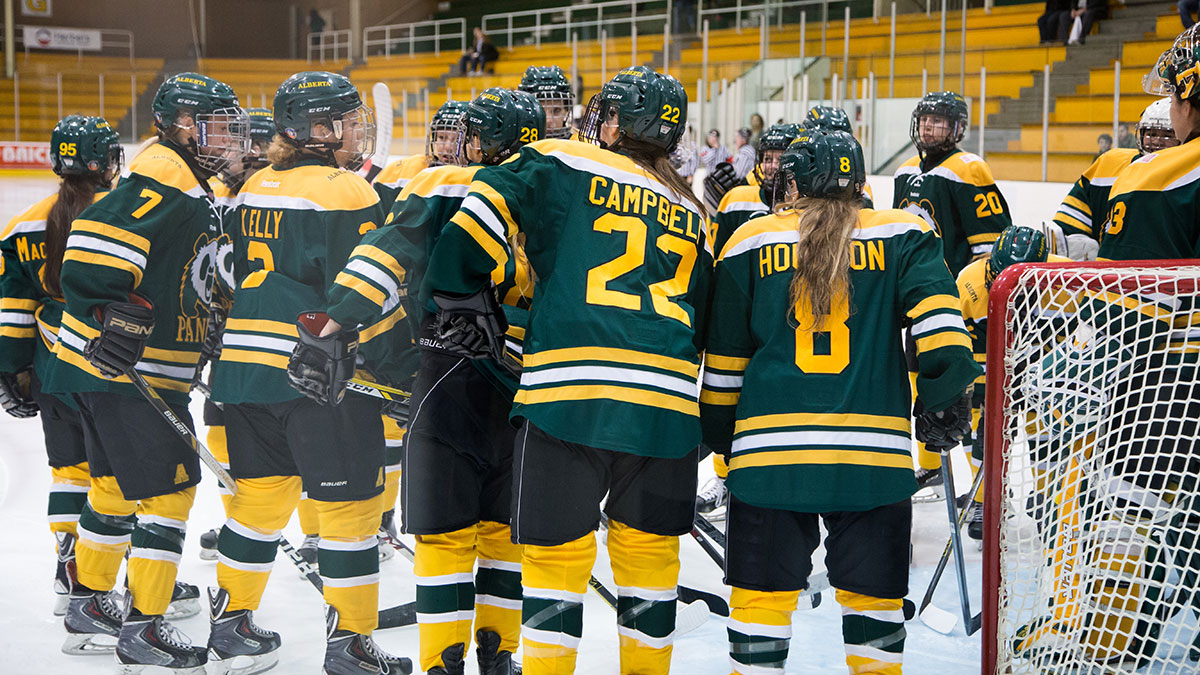Photo of Weekend Recap: Golden Bears face loss while Pandas Volleyball and Hockey win big
