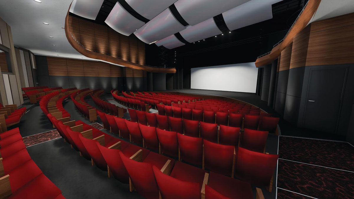 Myer Horowitz Theatre renovations likely to receive $7.35 million in donations
