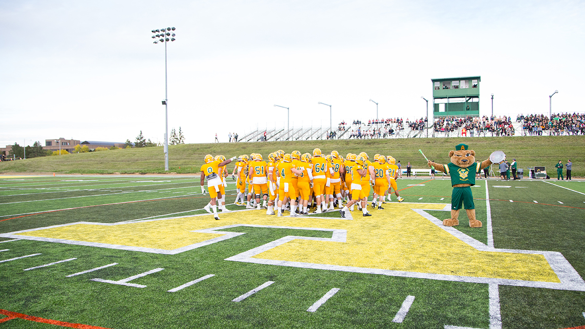Photo of 1050: Golden Bears Football Home Opener