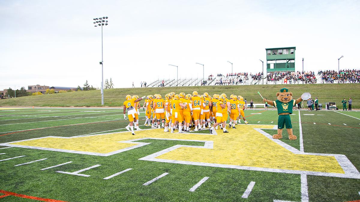 1050: Golden Bears Football Home Opener