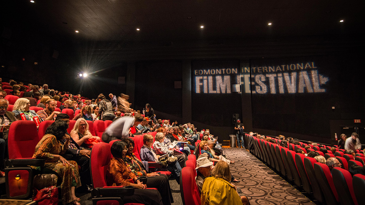 2016 Edmonton International Film Festival welcomes fans and filmmakers alike
