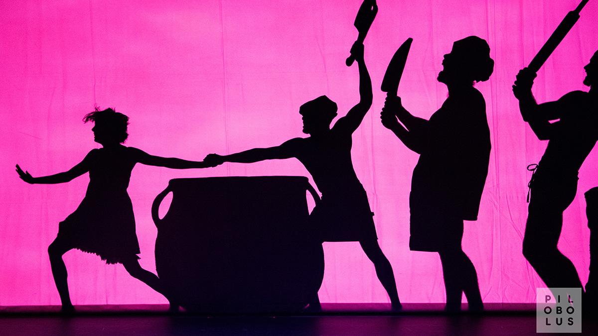 Preview: Alberta Ballet presents Shadowland by Pilobolus