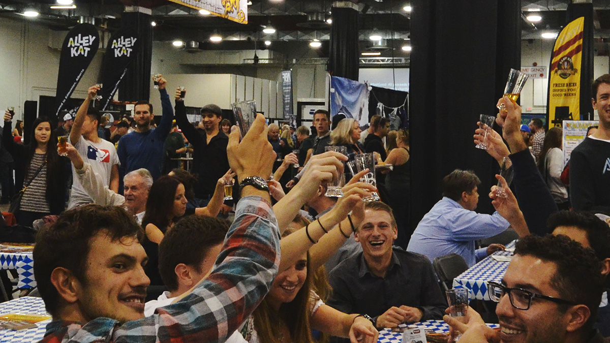 Local beer makers to clink glasses with the public at Edmonton Oktoberfest