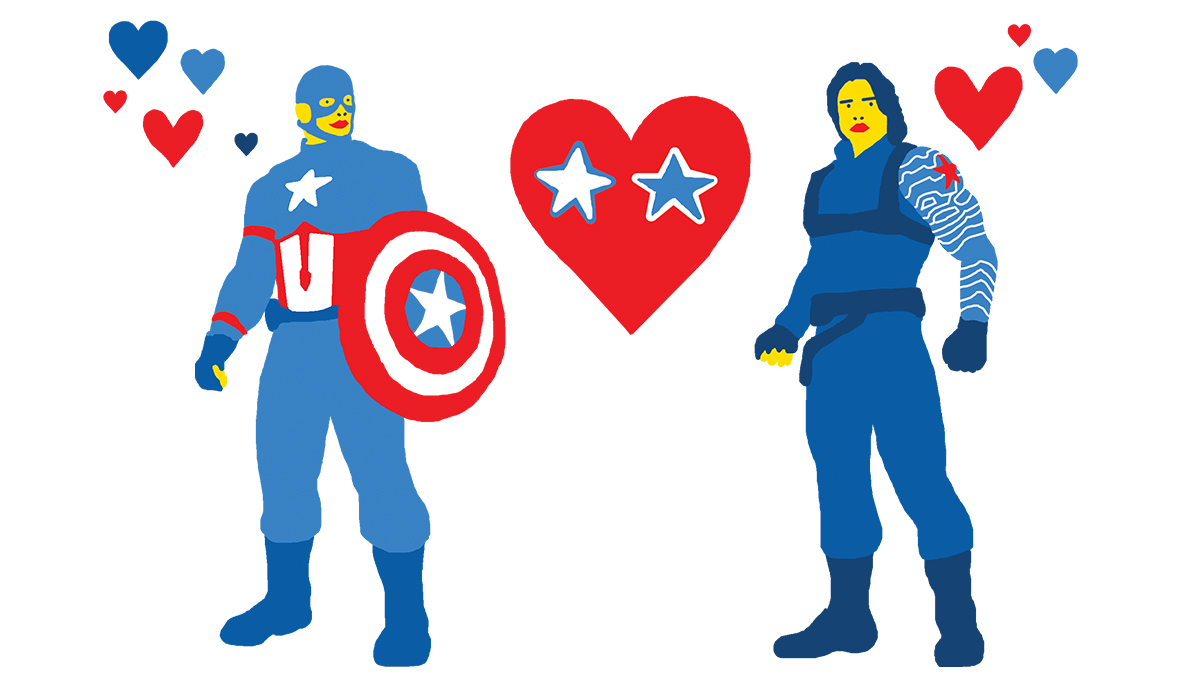 Captain America should have a boyfriend