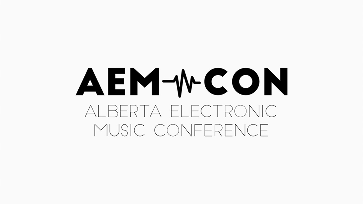1050: Alberta Electronic Music Conference