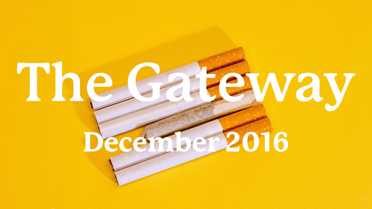 The Gateway Magazine – December 2016