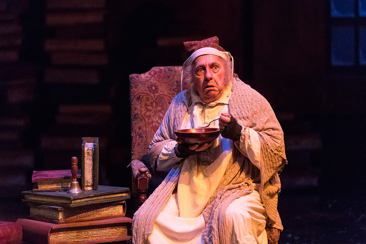 Photo of Bah Humbug! 'A Christmas Carol' isn't only a holiday tradition for theatre-goers