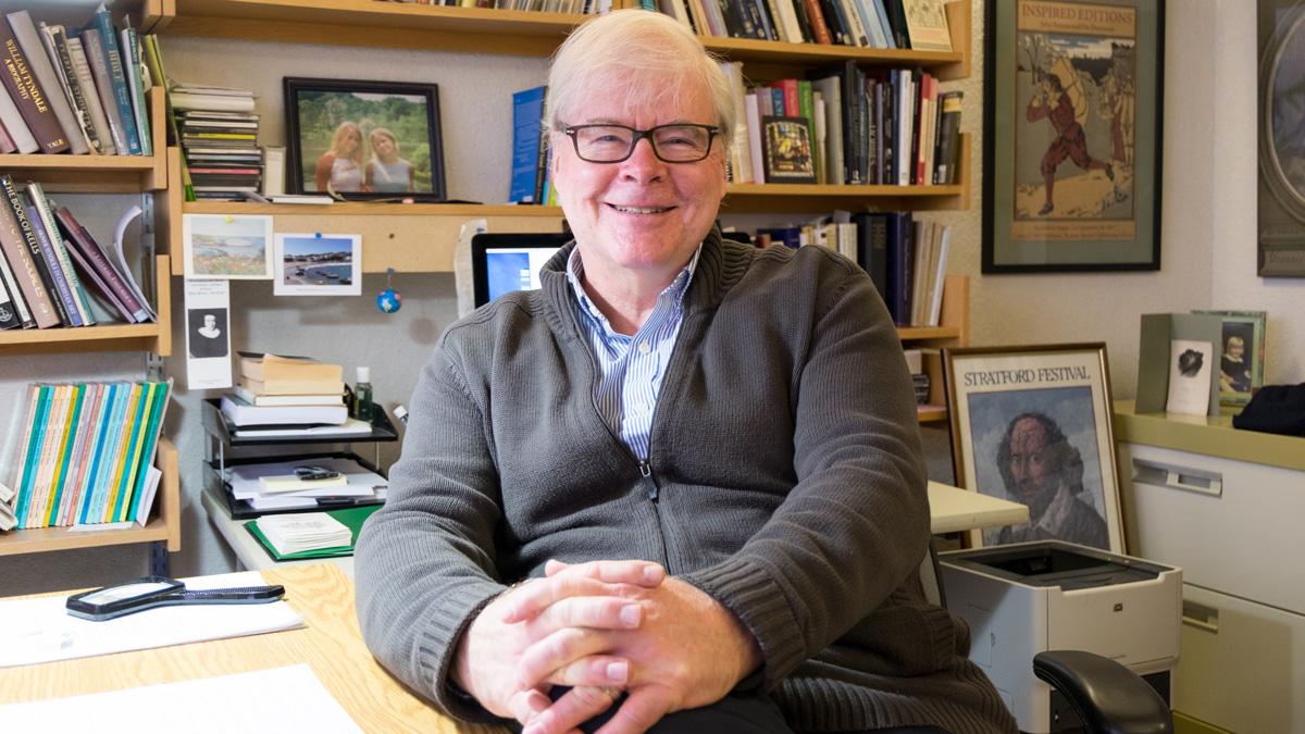 Photo of Q & A: David Gay