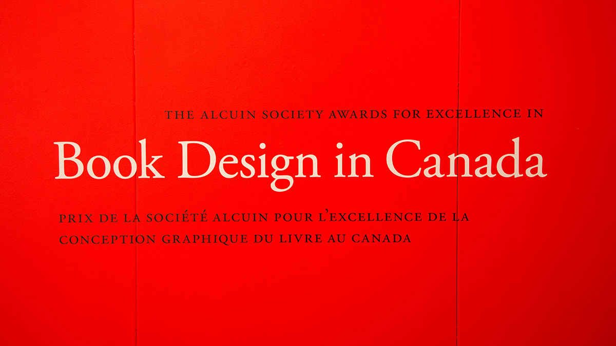What if you judged a book by its cover? Award-winning book designs on display in FAB Gallery