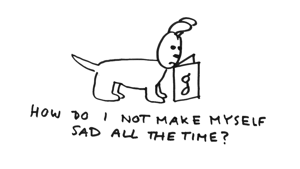 Comics: Sad Gateway Puppy