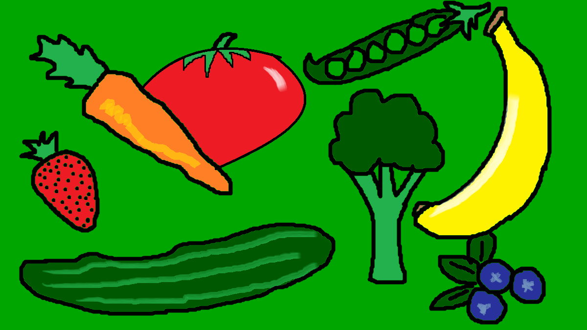 New semester, time to eat healthier: Adding fruits and veggies to your daily diet