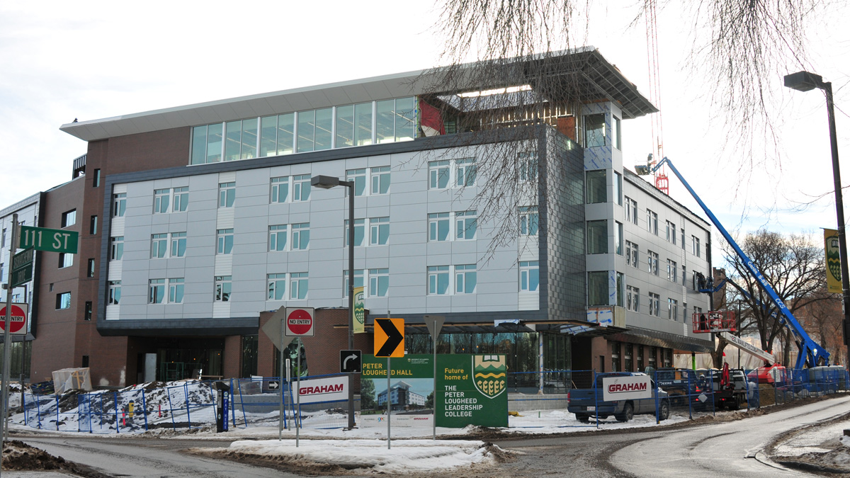 Meal plans for Lister, Peter Lougheed Hall approved