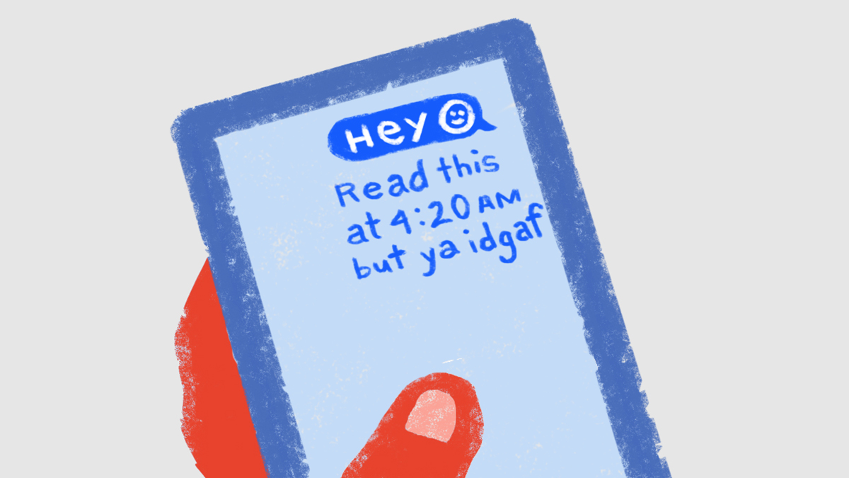 Point/Counterpoint: Should you turn your read receipts on?
