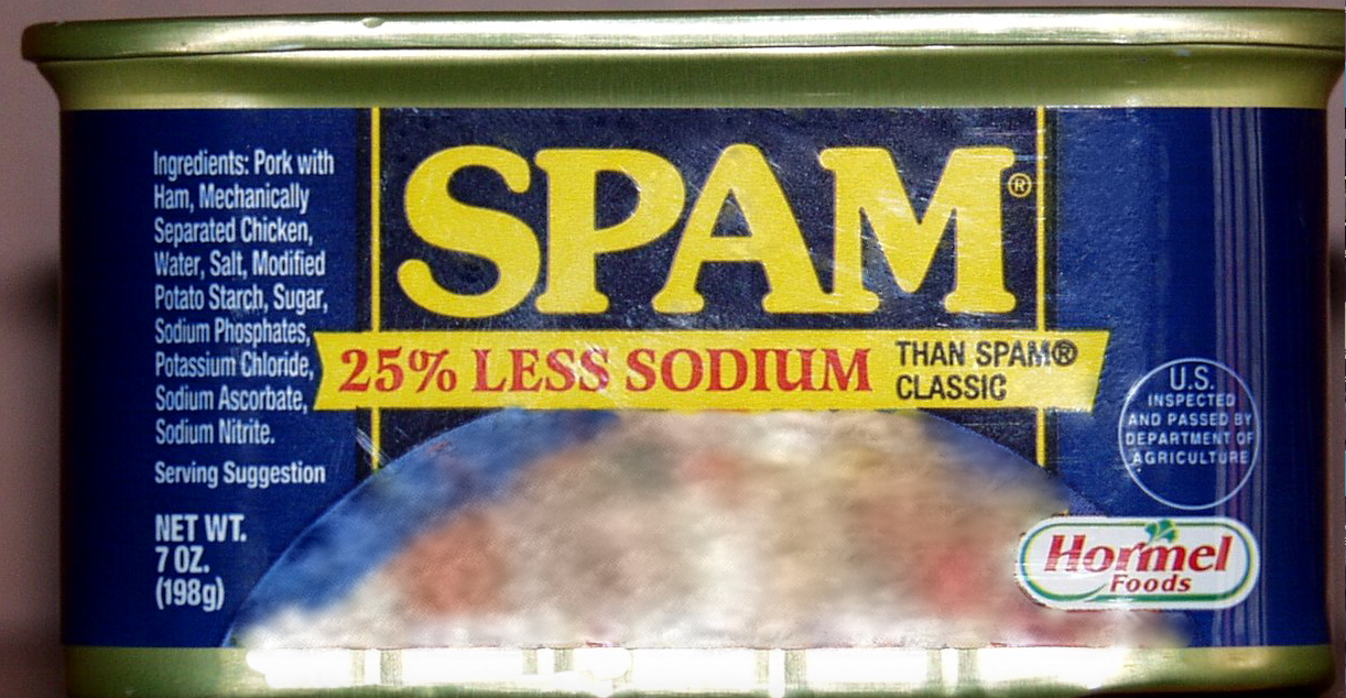 Photo of Spam of the Week