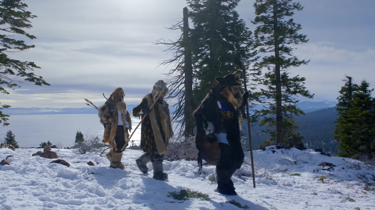 'The Revenant' sequel is out now… and it's directed by Quavo