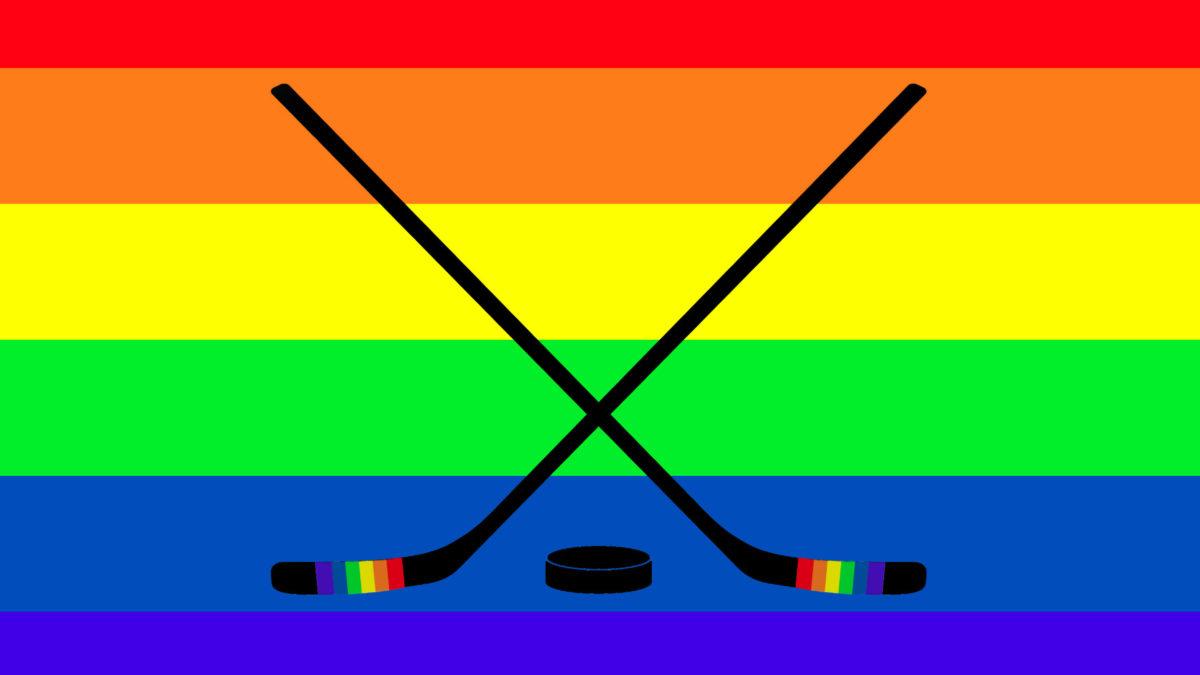 Photo of Meet the U of A's LGBT hockey team