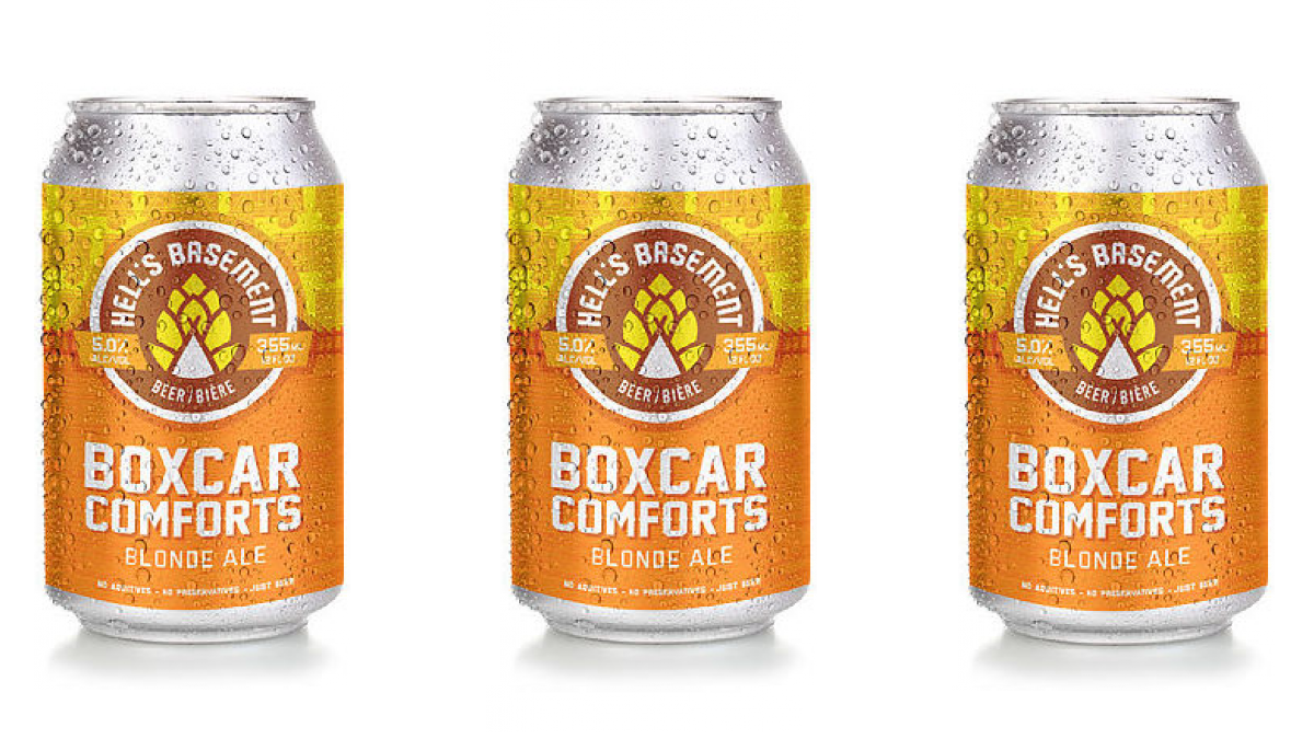 Brew Crew: Boxcar Comforts Blonde Ale