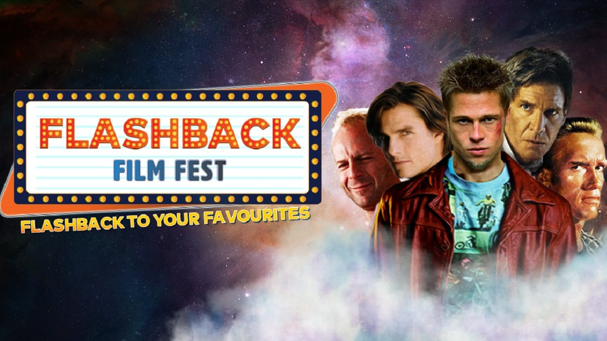 From 'Blade Runner' to 'Groundhog Day' the Flashback Film Fest brings classics and fan-favourites back to the silver screen