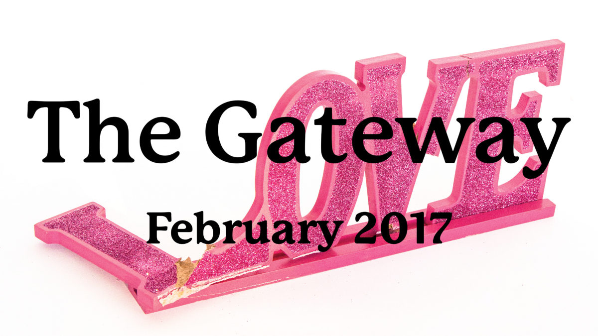 The Gateway Magazine: February 2017