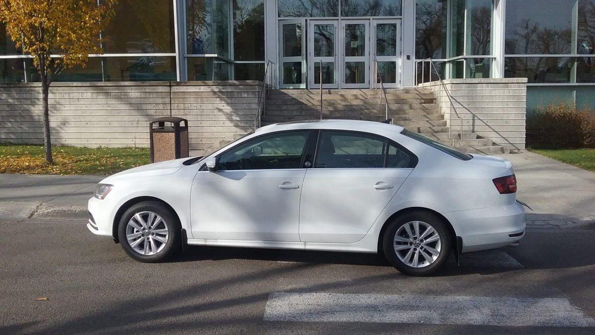 Photo of The Student Driver: 2017 Volkswagen Jetta Comfortline