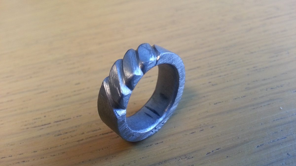Doin' You: Making a pipe ring