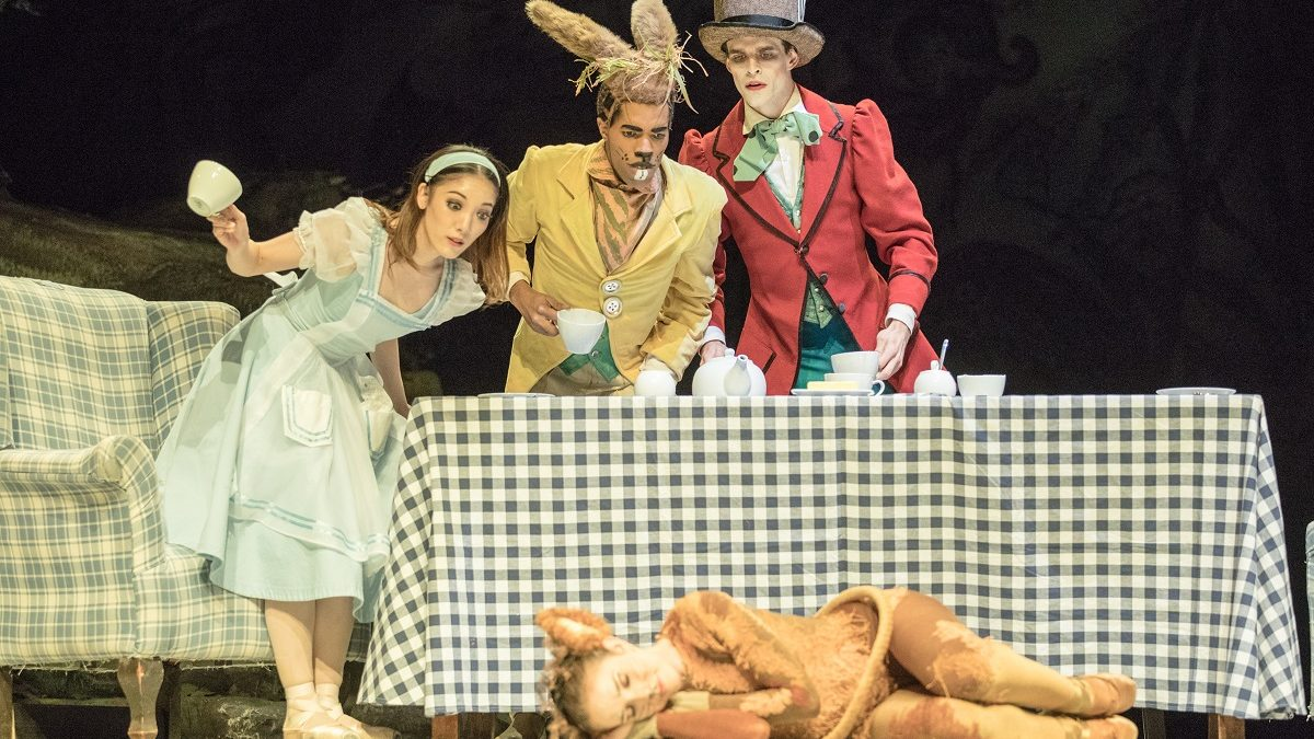 Alberta Ballet's 'Alice in Wonderland': Choreographing a classic with Edmund Stripe