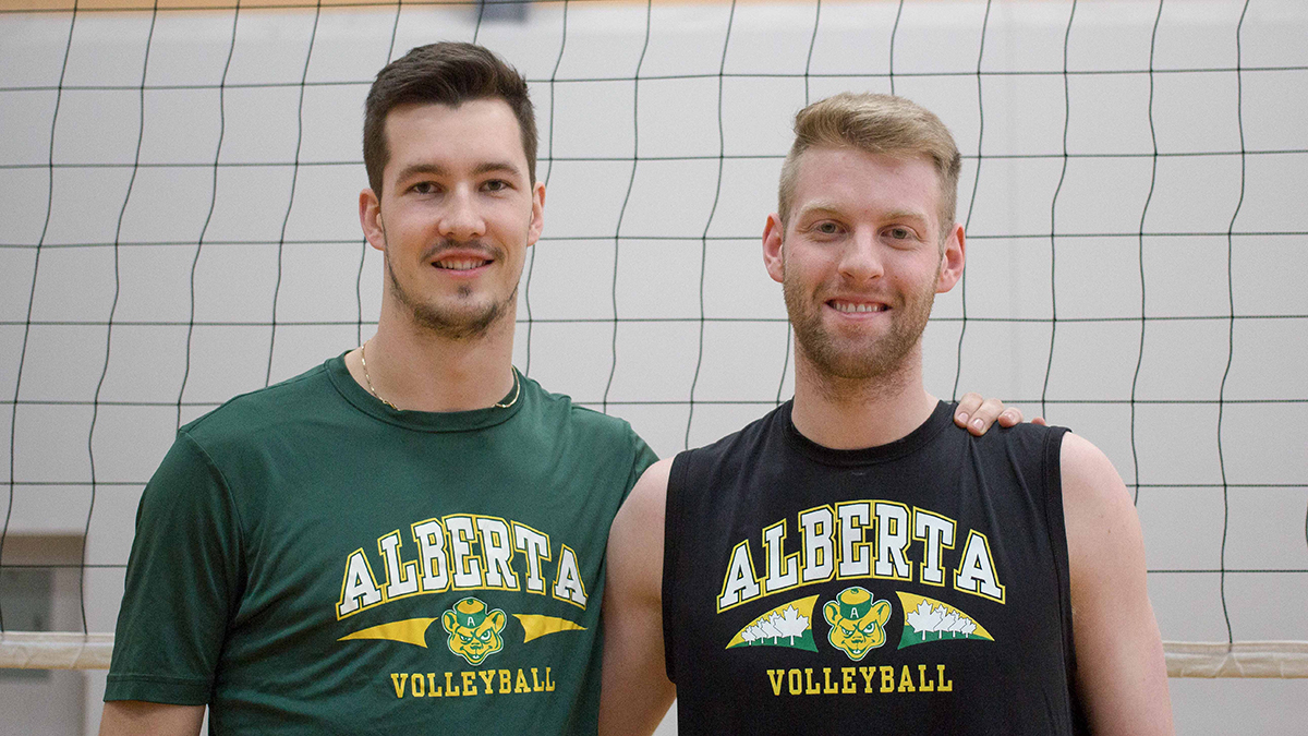 Q&A: Ryan Nickifor and Brett Walsh have played a helluva lot of volleyball