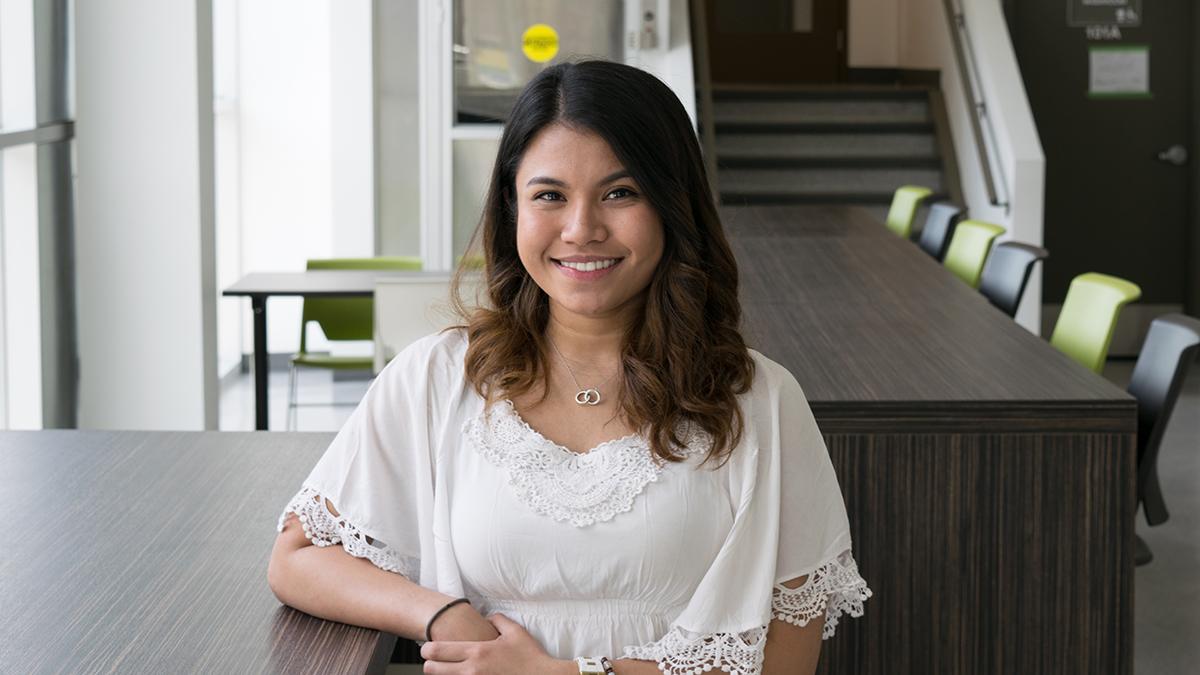 Lives of International Students: Saskia Yumna — Qatar