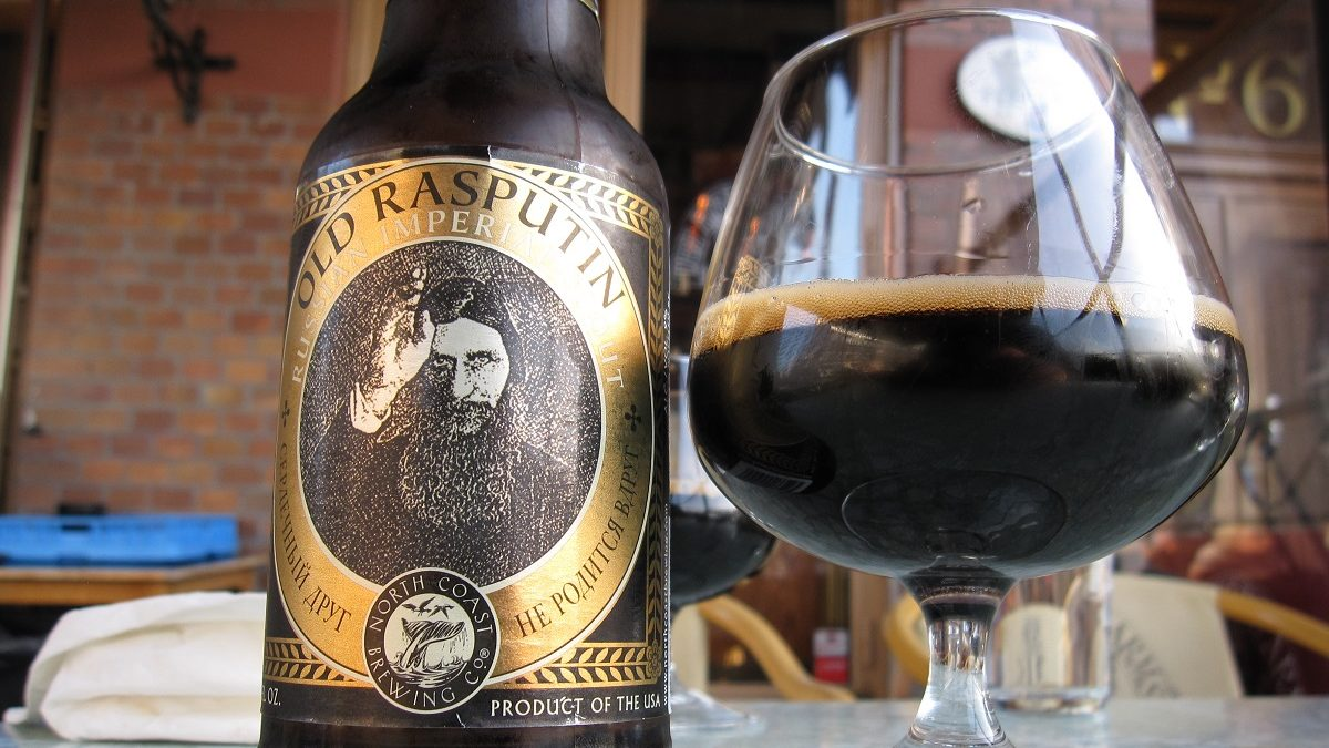 Photo of Brew Crew: Old Rasputin Imperial Stout